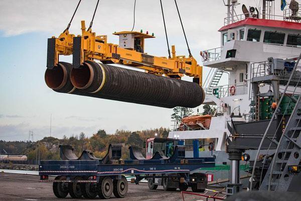 Nga phản ứng mạnh với Mỹ vì dự án Dòng chảy Phương Bắc 2 tiếp tục gặp rào cản