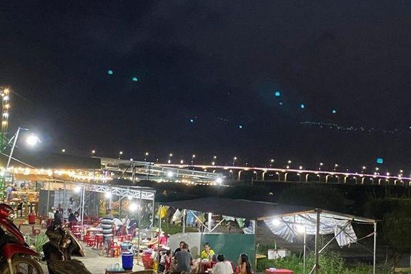 Quảng Ngãi: Lùi thời gian 'khai tử' Chợ đêm sông Trà