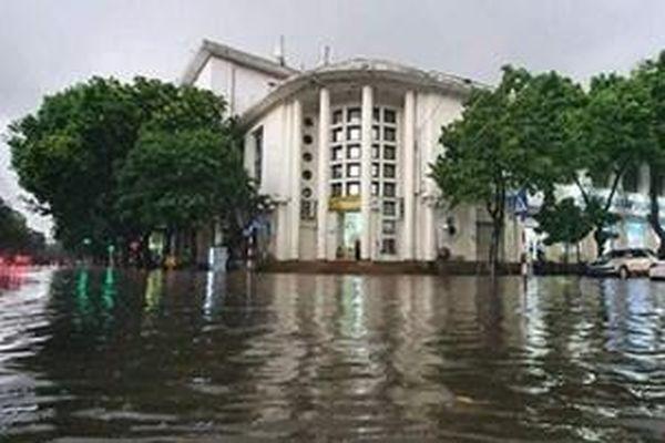 8/11 điểm úng ngập tại TP Hà Nội đã có dự án cải tạo thoát nước
