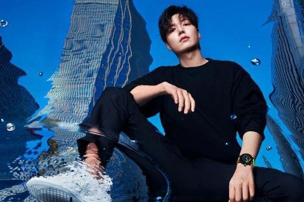 Lee Min Ho chinh phục thành công nhãn hàng khó tính Louis Vuitton
