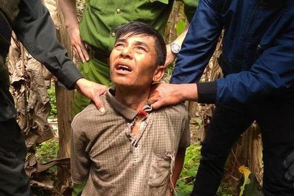 Sơn La: Nghi án con dùng hung khí sát hại bố đẻ rồi bỏ trốn vào rừng
