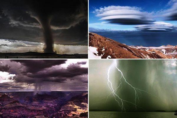 Tia sét trên biển Hạ Long lọt top ảnh thời tiết ấn tượng nhất thế giới, được đưa vào sách