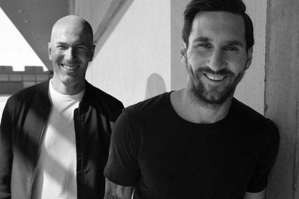 Zidane nhắn Messi trước Siêu kinh điển: Hãy ở lại Barca!