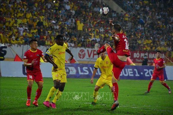 V.League 2021: Nam Định liệu có cản nổi Hoàng Anh Gia Lai?