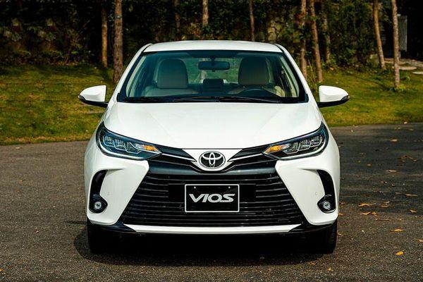 Bảng giá xe Toyota tháng 4/2021: Rẻ nhất 352 triệu đồng