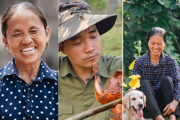 Cơn sốt những ngôi sao 'nhà nông' trên Internet Việt