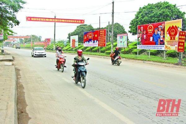 Huyện Thạch Thành chuẩn bị công tác bầu cử ĐBQH khóa XV, HĐND các cấp