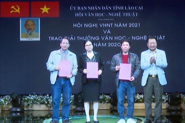 Lào Cai: Trẻ hóa hội viên văn học - nghệ thuật