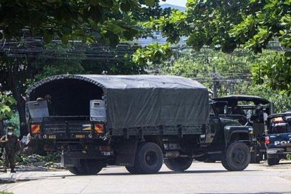 Đặc sứ Liên hợp quốc đề nghị tới thăm, Myanmar từ chối thẳng thừng