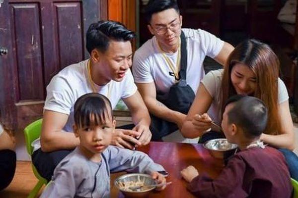 'Người mẫu thể hình Việt Nam' đến với cộng đồng