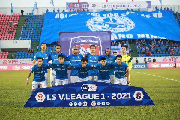 Được tạm ứng tiền lương, Than Quảng Ninh tiếp tục tham chiến V-League