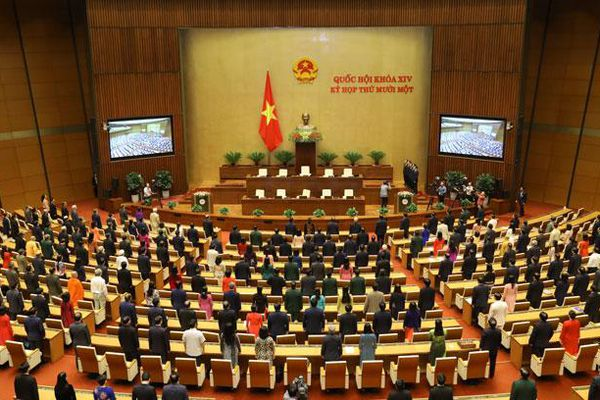 Quốc hội khóa XIV: Tạo tiền đề vững chắc cho giai đoạn mới