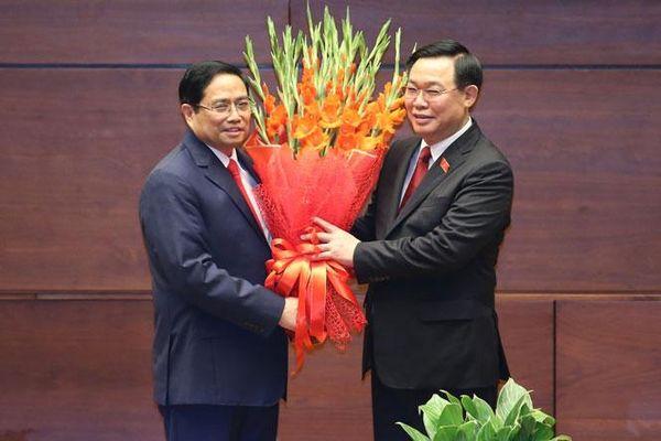 Lãnh đạo các nước gửi thư, điện mừng tới lãnh đạo Đảng, Nhà nước