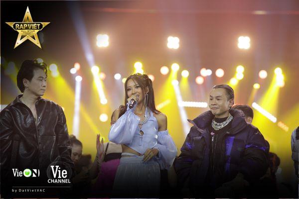 Dàn rapper ngôi sao hội ngộ, concert 'Rap Việt' khiến khán giả trẻ thích thú vì quá đỉnh