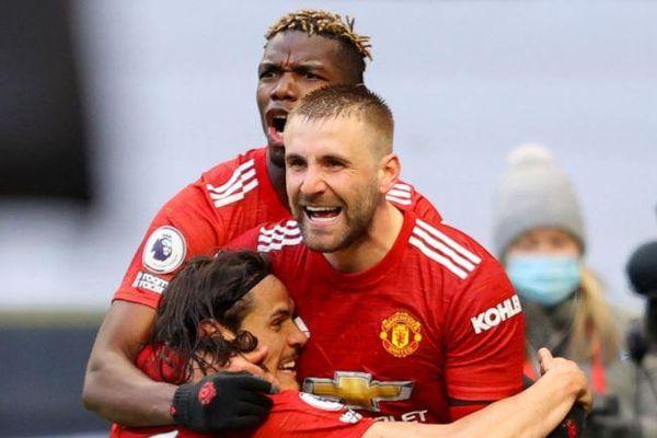 Tottenham 1-3 Man Utd: 'Quỷ đỏ' lội ngược dòng