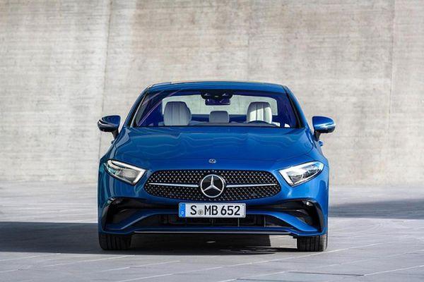 Xe sang Mercedes-Benz CLS 2021 'uống' chỉ 5,8 lít xăng/100 km