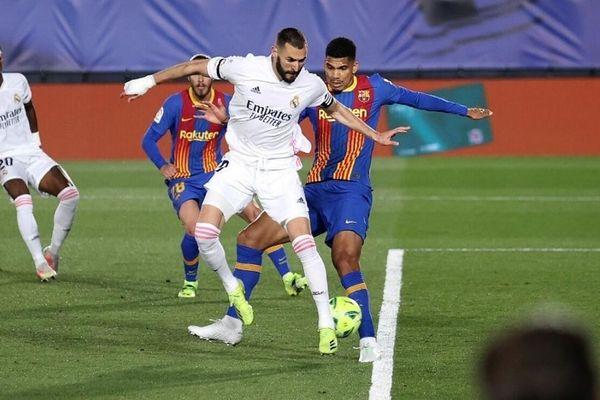 Real Madrid hạ đẹp Barca trong trận siêu kinh điển, tạm dẫn đầu La Liga