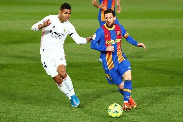 Messi 'tịt ngòi' ở El Clasico trong hơn 1.000 ngày
