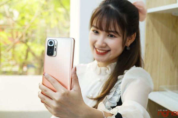 Trên tay Redmi Note 10 Pro phiên bản Mi Fan Festival giới hạn