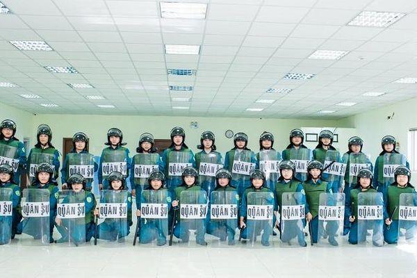 Nhà máy Nhiệt điện Vĩnh Tân 4: Đạt giải 3 môn quân sự phối hợp tại Hội thao Dân quân tự vệ