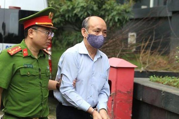Hôm nay, các bị cáo trong vụ gang thép Thái Nguyên hầu tòa