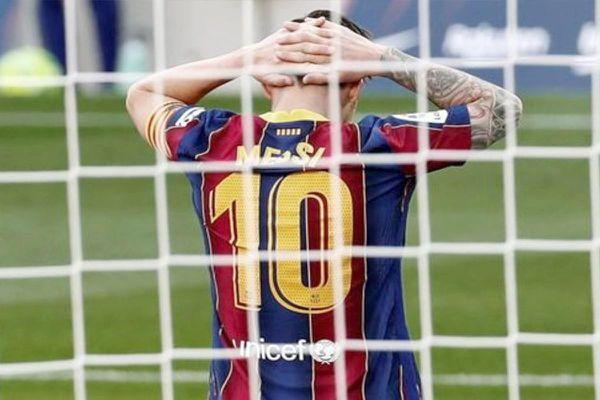Messi lại thua trong El Clasico cuối cùng của mình