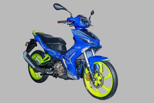 Benelli R18i được ra mắt, cạnh tranh với Yamaha Exciter 155