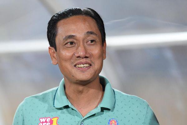 Phút căng thẳng và hạnh phúc của HLV đội Sài Gòn