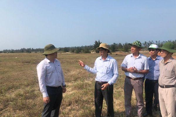 Dự án 370ha ven biển Quảng Ngãi: 'Trống đánh xuôi, kèn thổi ngược'