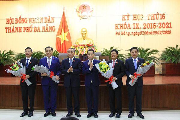 HĐND TP Đà Nẵng trải qua nhiệm kỳ 2016 - 2021 đầy biến động