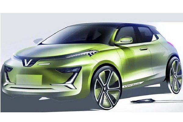 Đây là 2 mẫu ôtô điện VinFast được đăng kí bảo hộ tại Mỹ