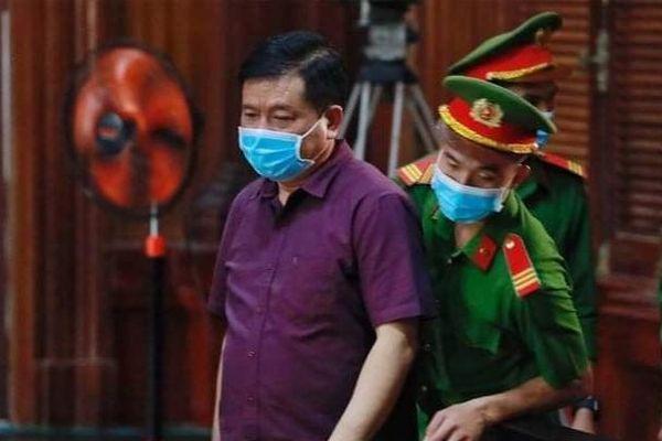 Ông Đinh Ngọc Hệ không đến tòa do... điều trị bệnh