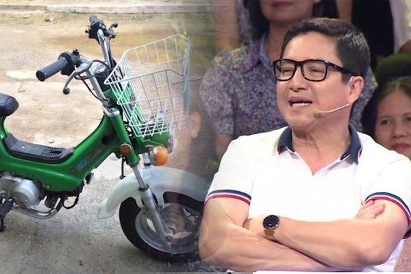 NSƯT Chí Trung tiết lộ từng buôn xe máy, lãi tính bằng vàng
