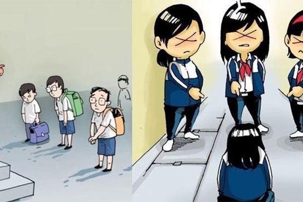 Bạo lực học đường, thầy cô đừng vội đổ lỗi cho Thông tư 32!
