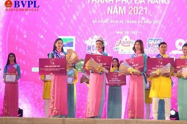 Cuộc thi nam sinh, nữ sinh thanh lịch Đà Nẵng