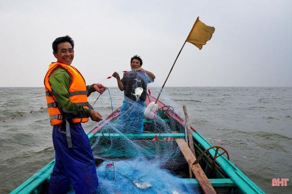 Ngư dân Hà Tĩnh sẵn sàng vươn khơi 'đón' vụ cá nam