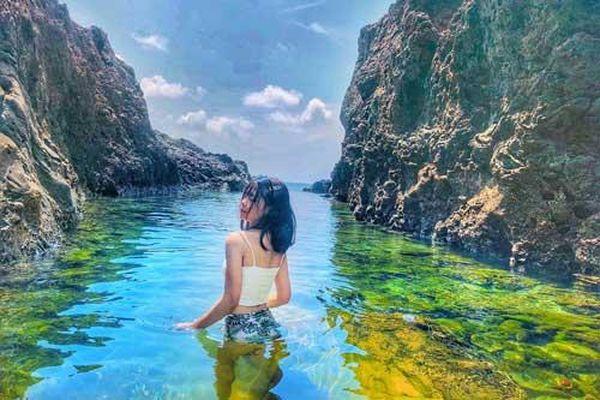 Top 5 vùng biển tuyệt đẹp hút giới trẻ Việt check-in