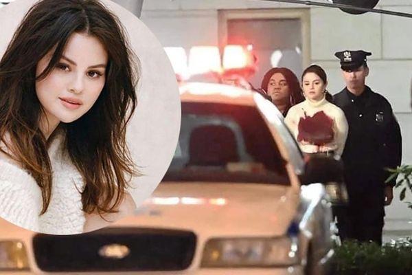Sự thật tin đồn Selena Gomez bị bắt vì tàng trữ vũ khí