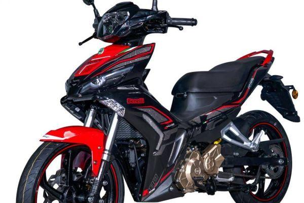 Xe máy Benelli R18 2021 hoàn toàn mới ra mắt, giá từ 43,1 triệu đồng