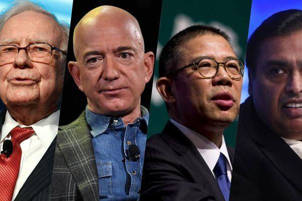 Ngành nào có nhiều tỷ phú USD nhất thế giới?