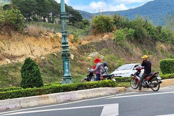 Lâm Đồng: Vi phạm tràn lan trên cao tốc Liên Khương - Prenn