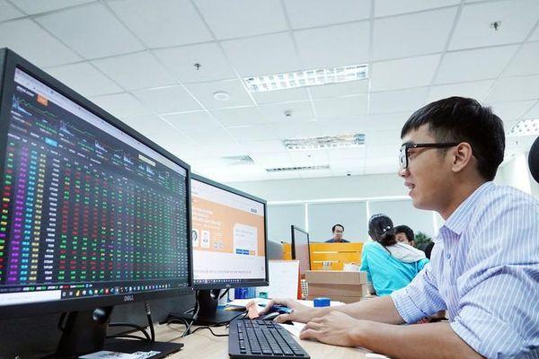 TTCK xác lập phiên giao dịch tỷ USD, VN-Index tăng vọt 21 điểm