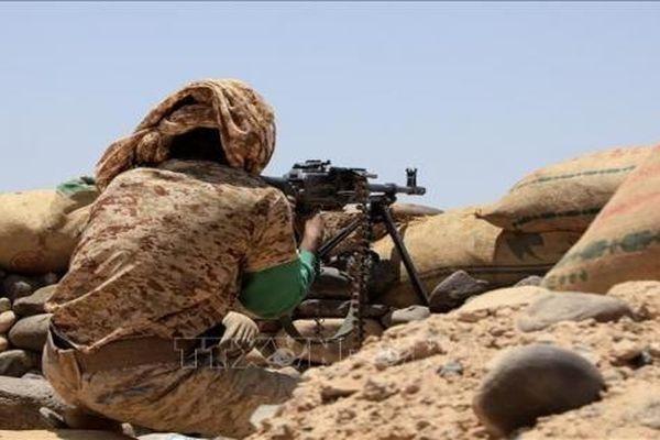 Saudi Arabia đưa tin đánh chặn nhiều máy bay không người lái của Houthi