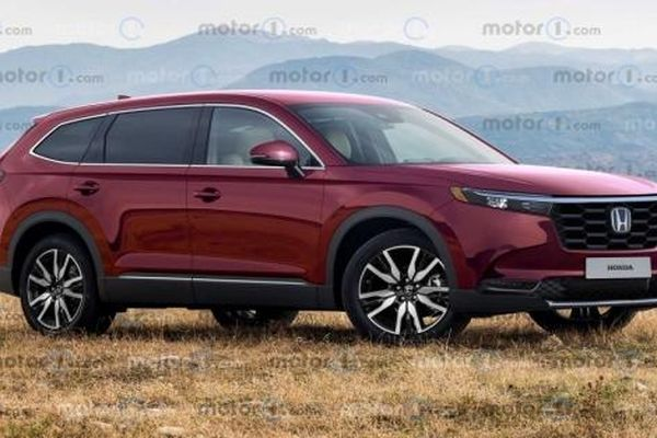 Honda CR-V 2023 có gì đáng ngóng chờ?