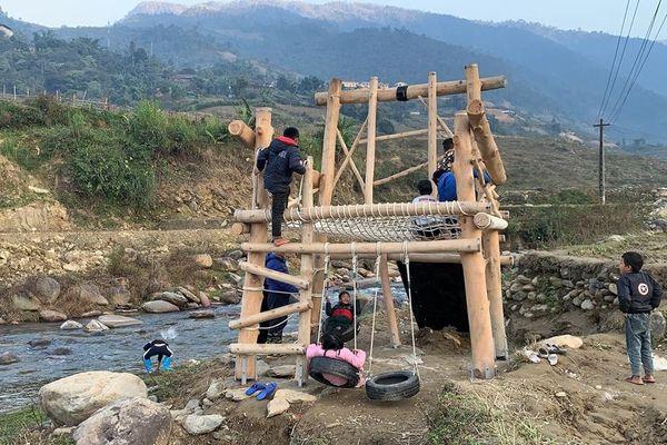 TPG xây dựng sân chơi phiêu lưu tại thung lũng Khau Phạ