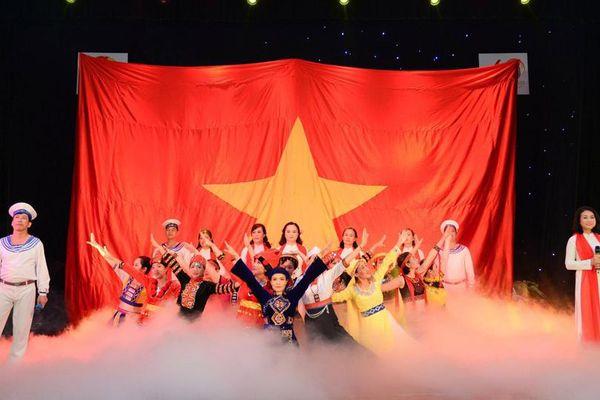 Tạo sức lan tỏa cho Liên hoan ca múa nhạc ''Ngày hội tháng 5''
