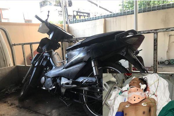 Công an Bình Thạnh tìm thân nhân và chủ xe 1 vụ tai nạn