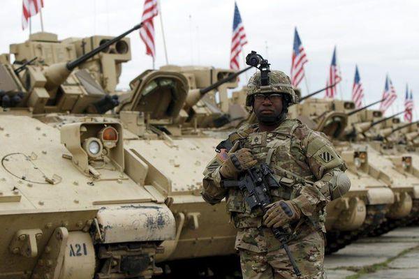 Mỹ đảo ngược chính sách thời ông Trump, đưa thêm quân đến châu Âu