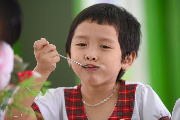 Mô hình đặc biệt giúp trẻ mầm non hết biếng ăn, thích đi học