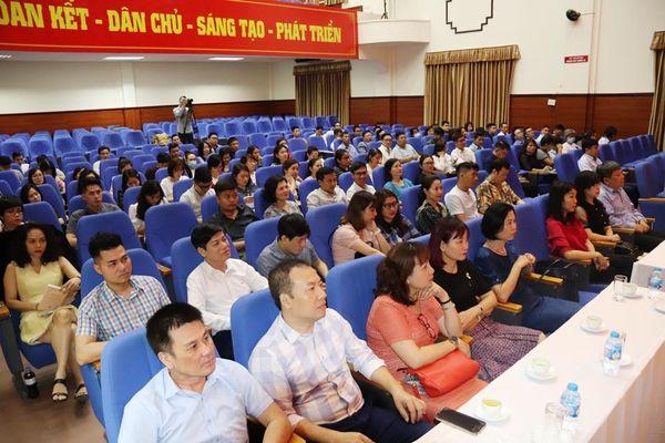 Đảng ủy Bộ VHTTDL mở lớp bồi dưỡng nhận thức về Đảng